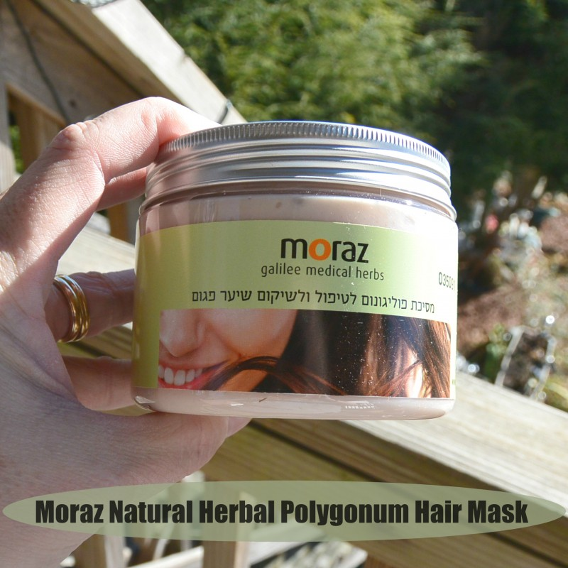 Moraz Natural Herbal Polygonum Hair Mask