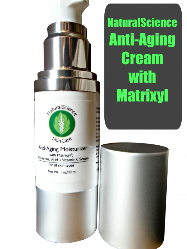 NaturalScience Anti-Aging Cream with Matrixyl