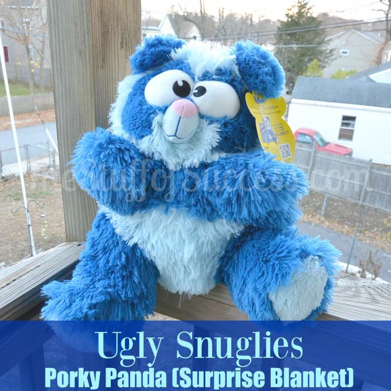 Porky Panda Ugly Snuglies