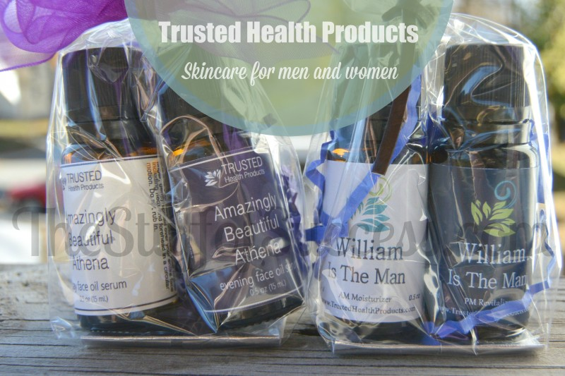 Trusted Health Products Skincare for men and women
