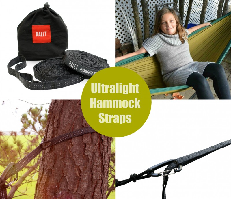 Ultralight Hammock Straps