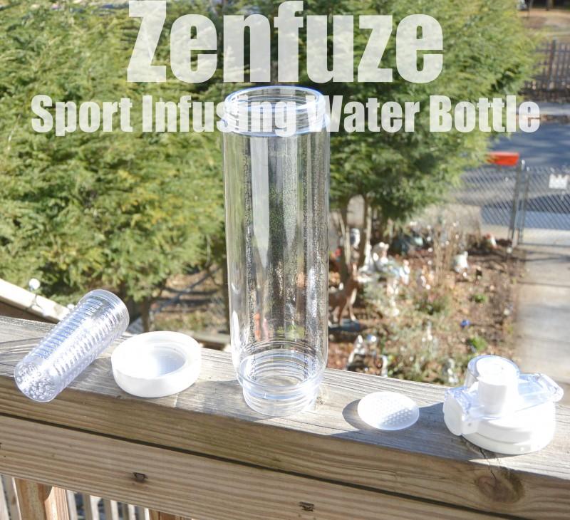 Zenfuze Infusing Water Bottle