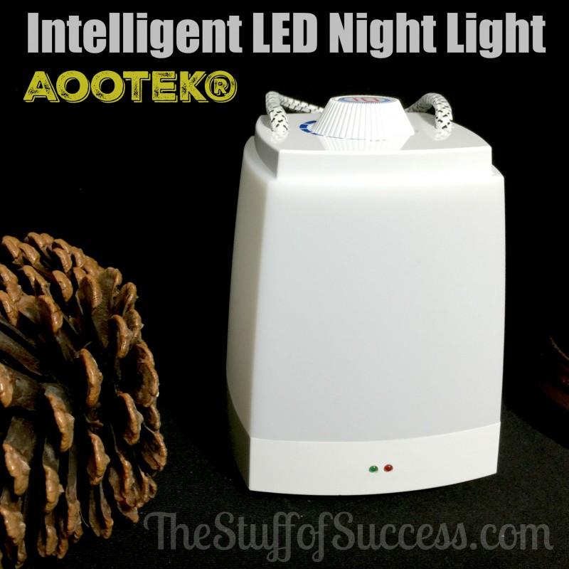 Aootek® Intelligent LED Night Light