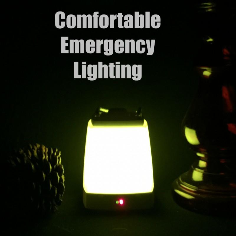 Comfortable Emergency Lighting