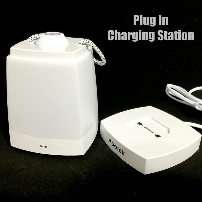Plug In Charging Station