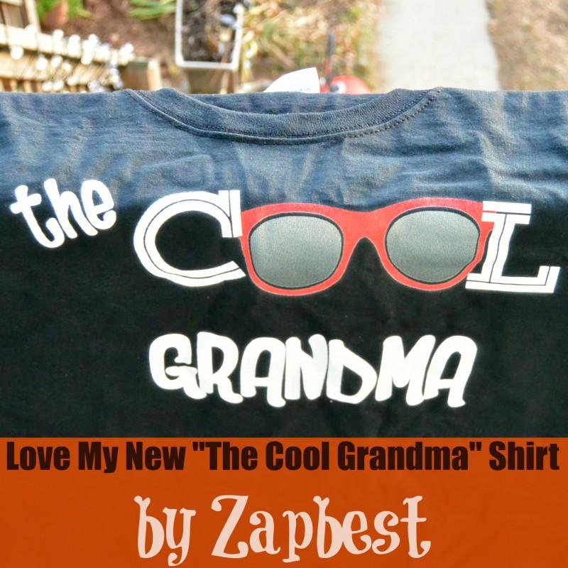 The Cool Grandma TShirt