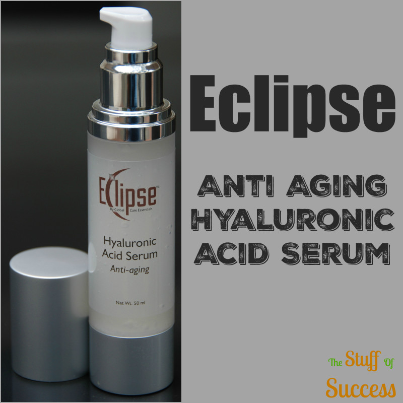 Eclipse Anti Aging Hyaluronic Acid Serum