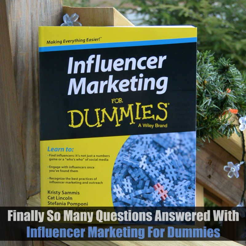 Finally So Many Questions Answered With Influencer Marketing For Dummies