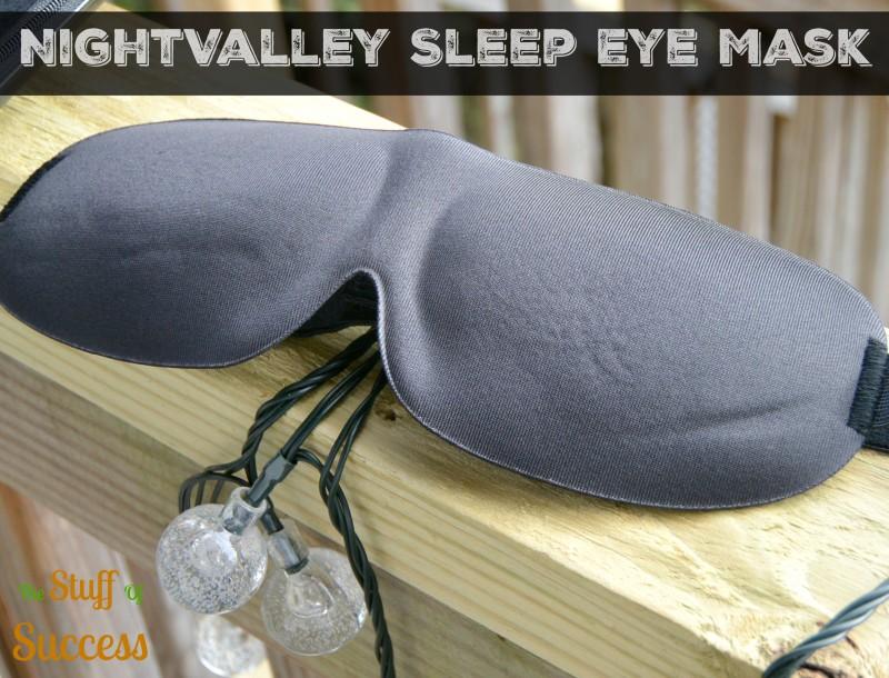 Night Valley Sleep Eye Mask