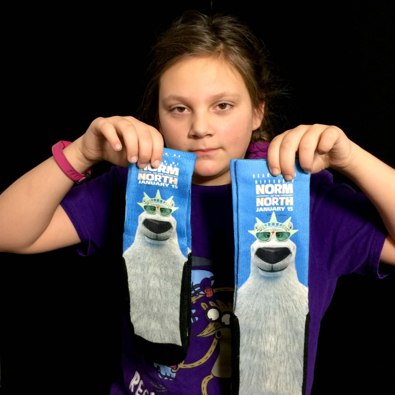 Norm of the North Socks