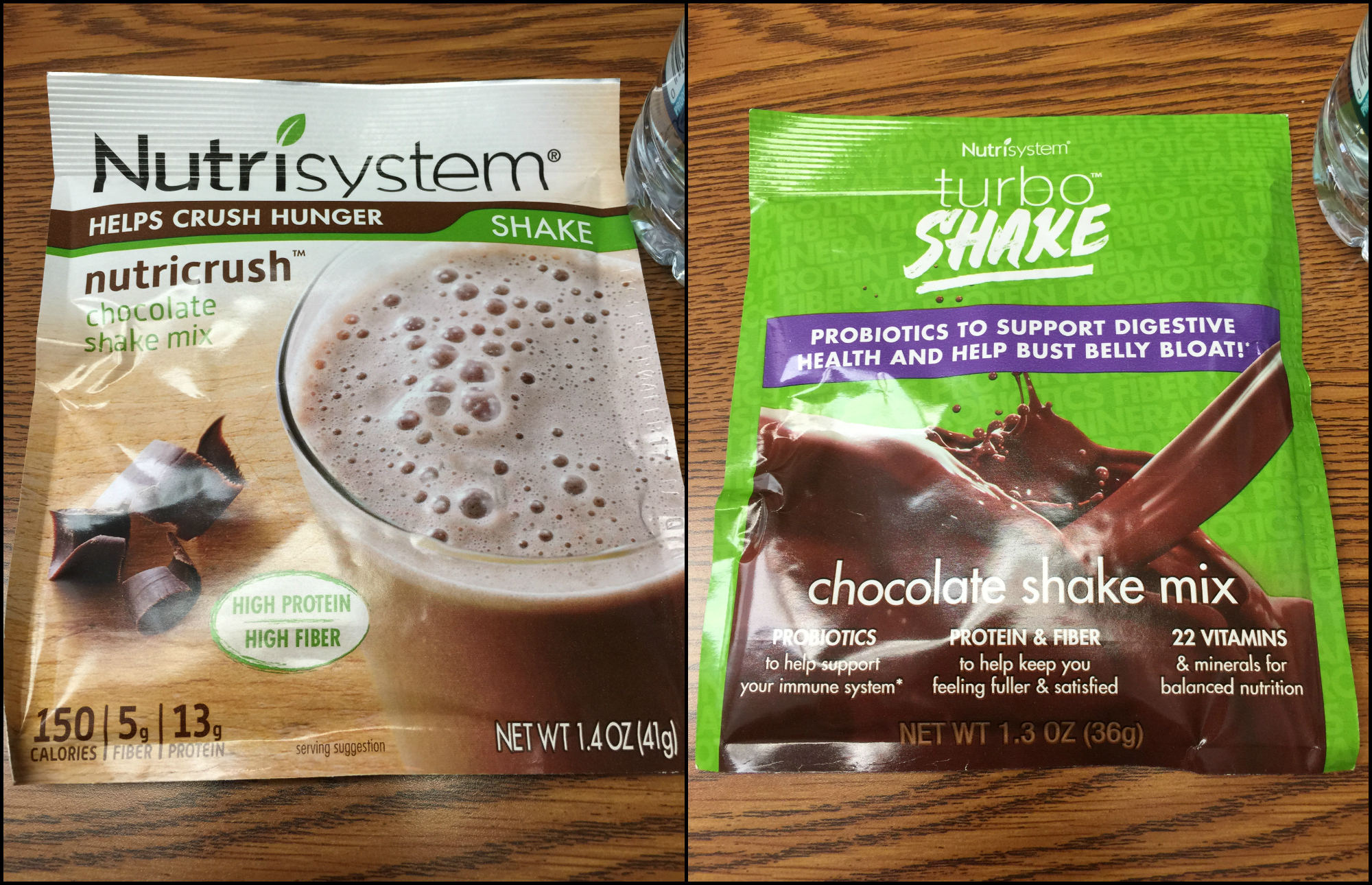 Nutrisystem Protein Drinks ~ Review & Recipes