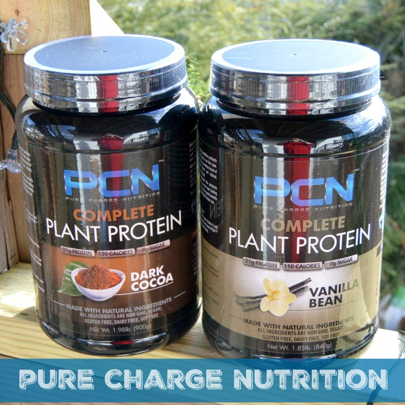 Pure Charge Nutrition