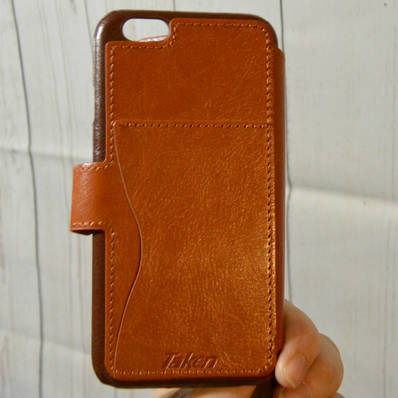 Taken Iphone6 Leather Wallet Case 3