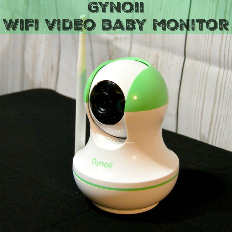 Gynoii WiFi video baby monitor