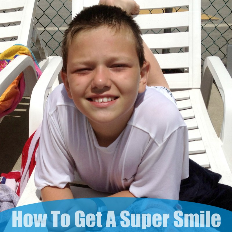 How to get a super smile