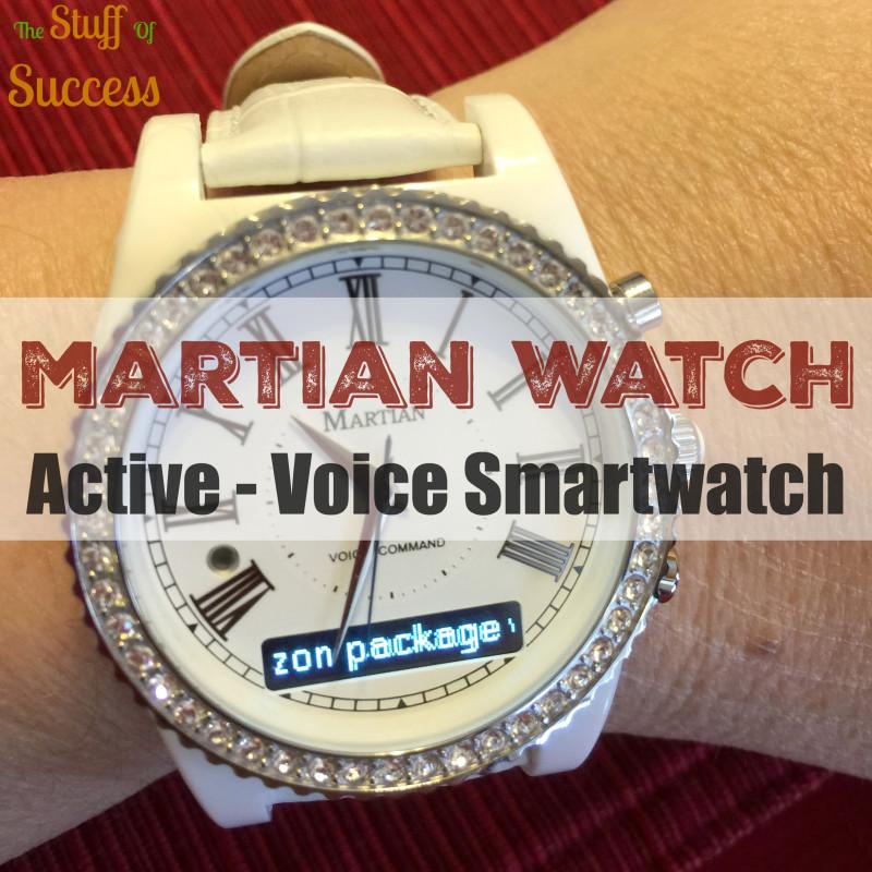 Martian Watch Active - Voice Smartwatch