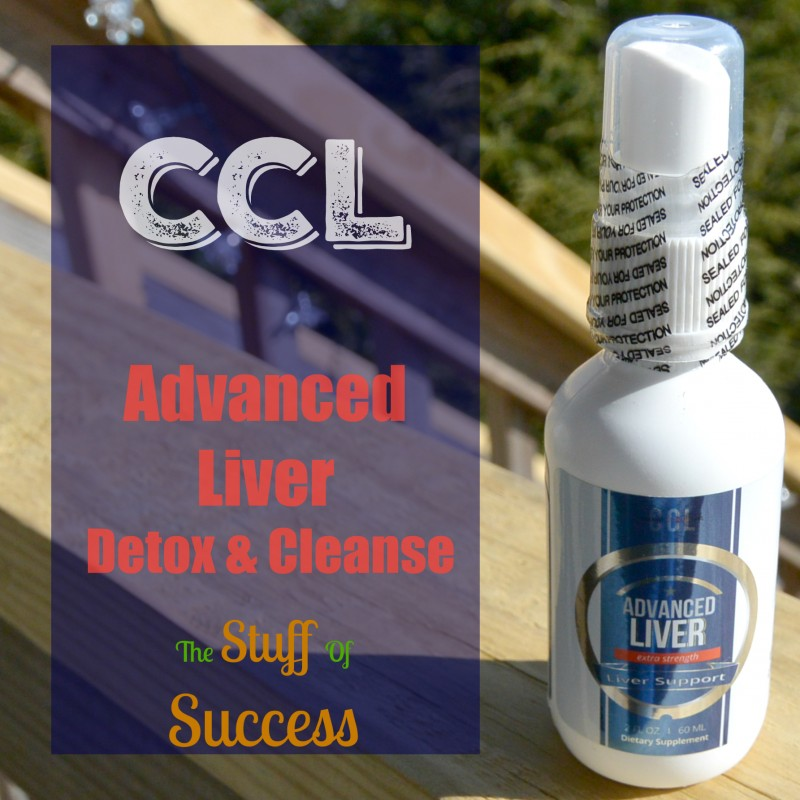 CCL Advanced Liver Detox and Cleanse