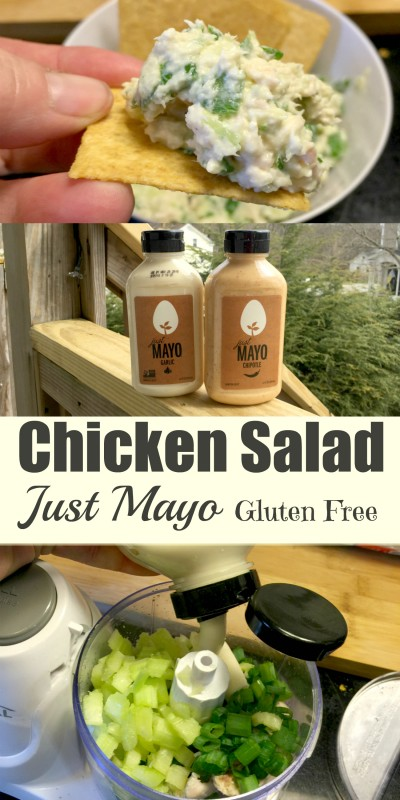 Chicken Salad with Just Mayo