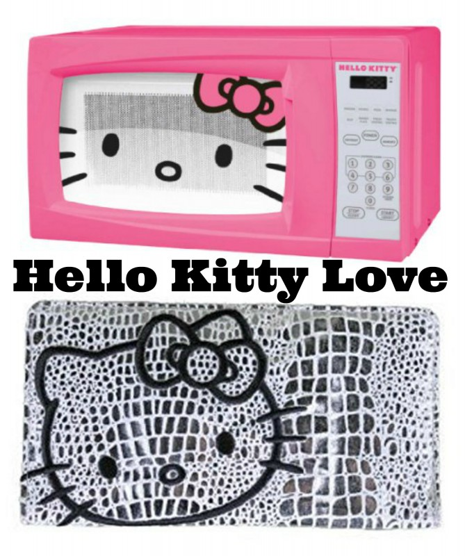 Hello Kitty Stuff for the Home