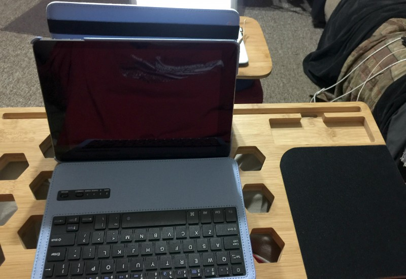 Prosumer's Choice Bamboo Lapdesk