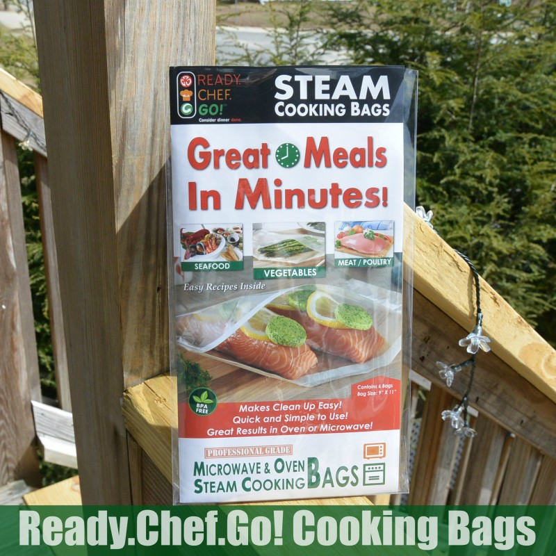 Ready.Chef.Go! Cooking Bags