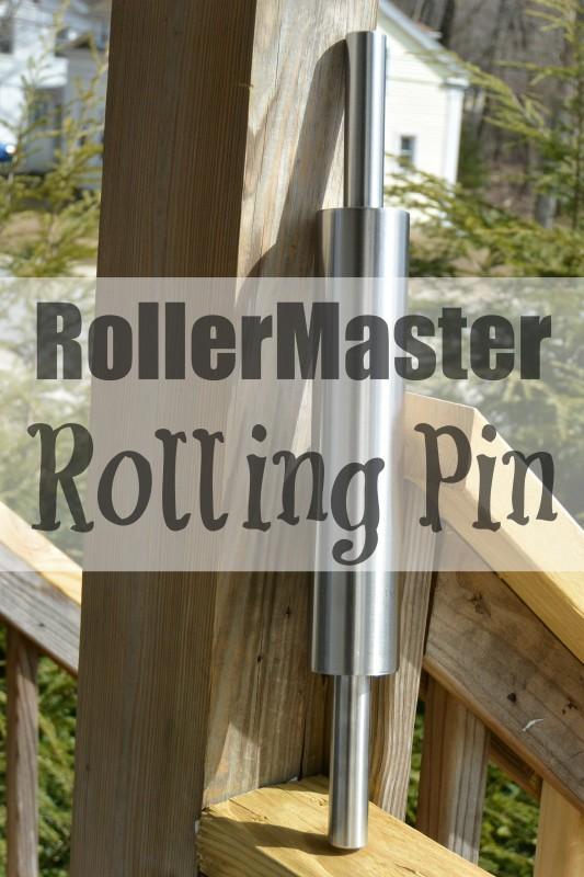 RollerMaster Rolling Pin