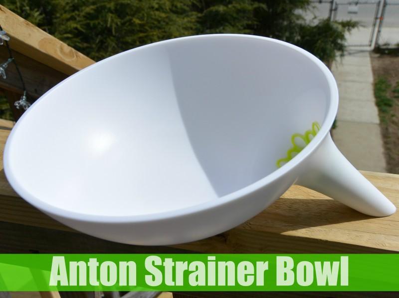 Anton Strainer Bowl