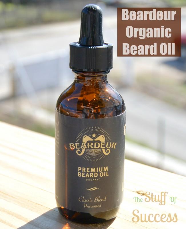 Beardeur Premium Beard Oil