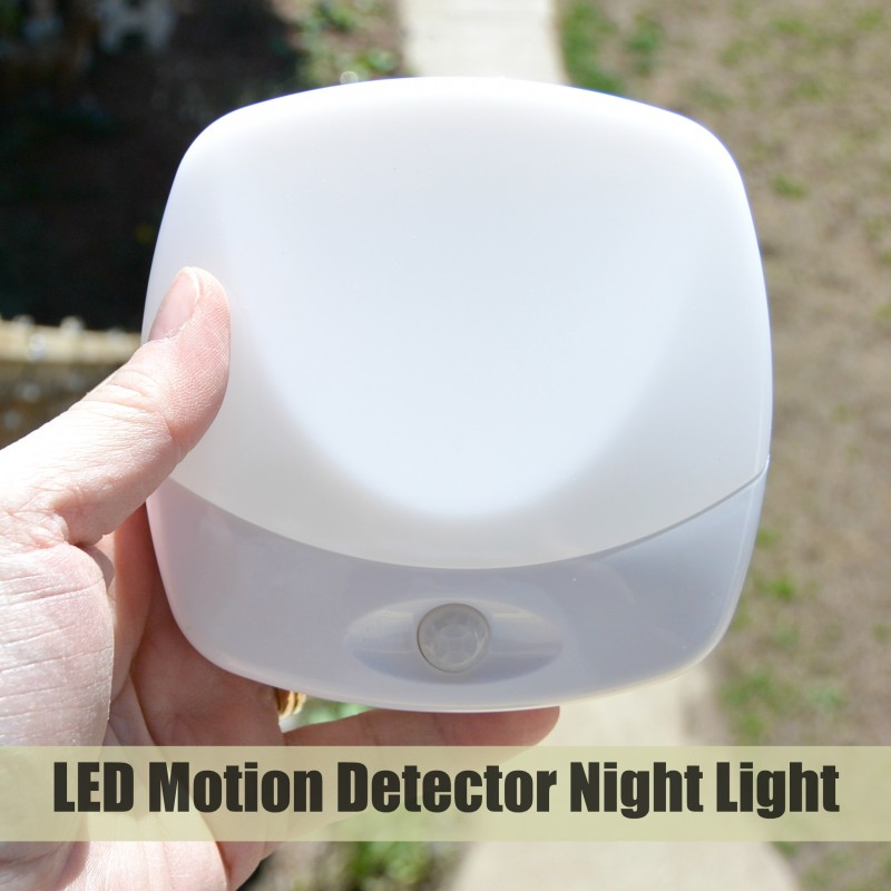 LED Motion Detector Night Light