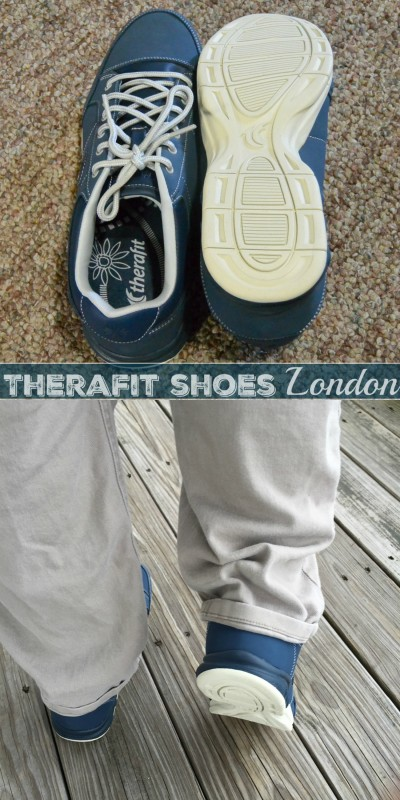 London - Therafit Shoes