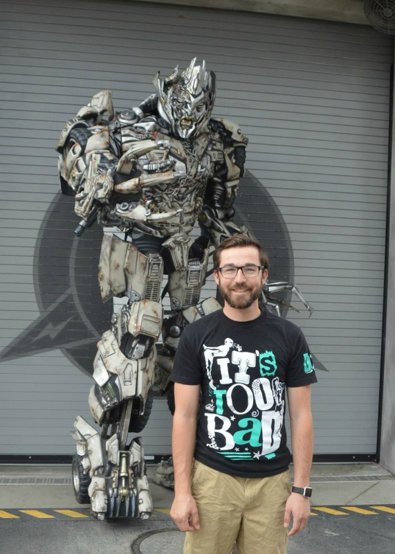 Megatron and Bob