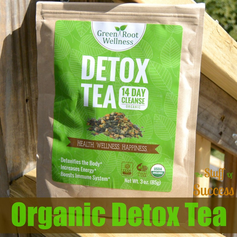 organic detox tea greenrootdetox the stuff of success. Black Bedroom Furniture Sets. Home Design Ideas