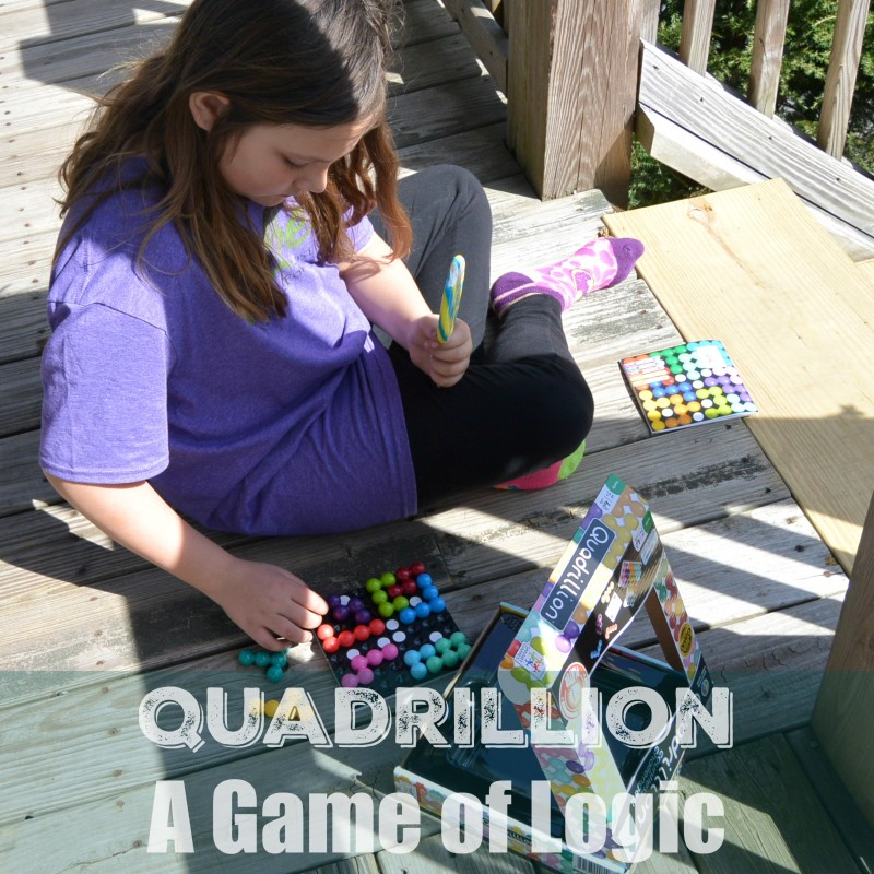 Quadrillion A Game of Logic