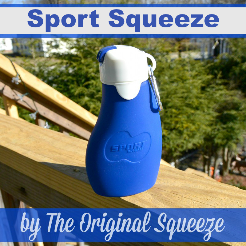 Sport Squeeze by The Original Squeeze