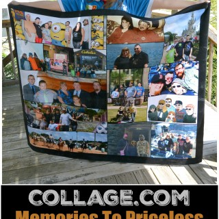 Collage.Com Memories to Priceless Fathers' Day Gifts