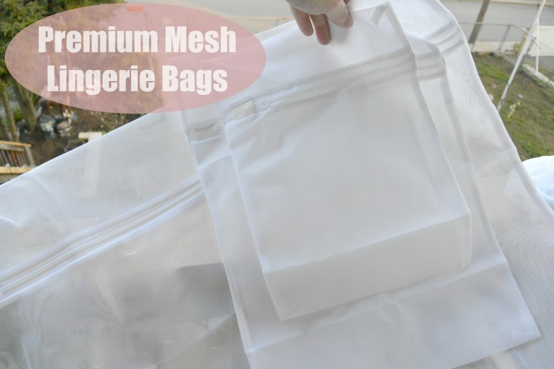 Premium Mesh Lingerie Bags for Laundry