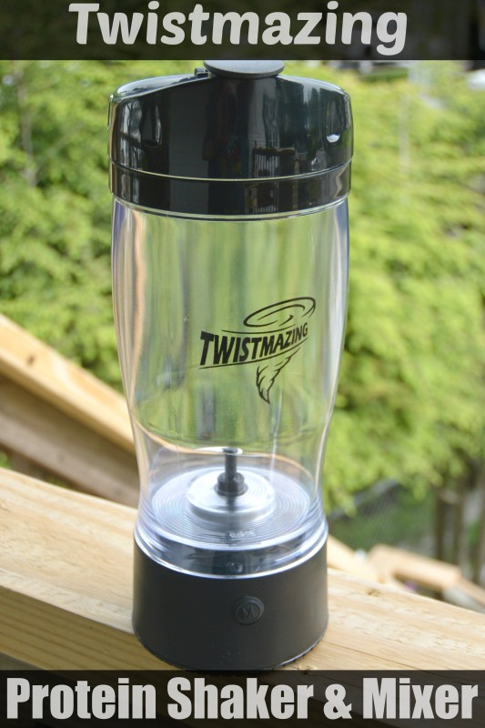 Twistmazing Protein Shaker and Mixer