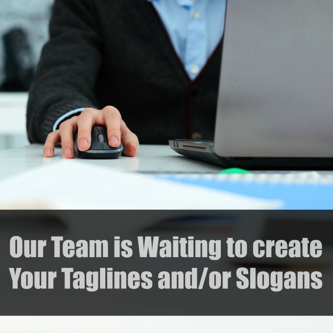 Fiverr - Our Team Is Waiting To Create Your Taglines and/or Slogans