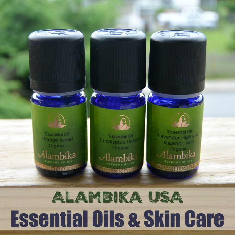 Alambika USA Essential Oils & Skin Care