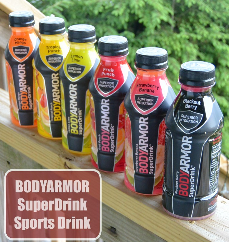 BODYARMOR SuperDrink Sports Drink