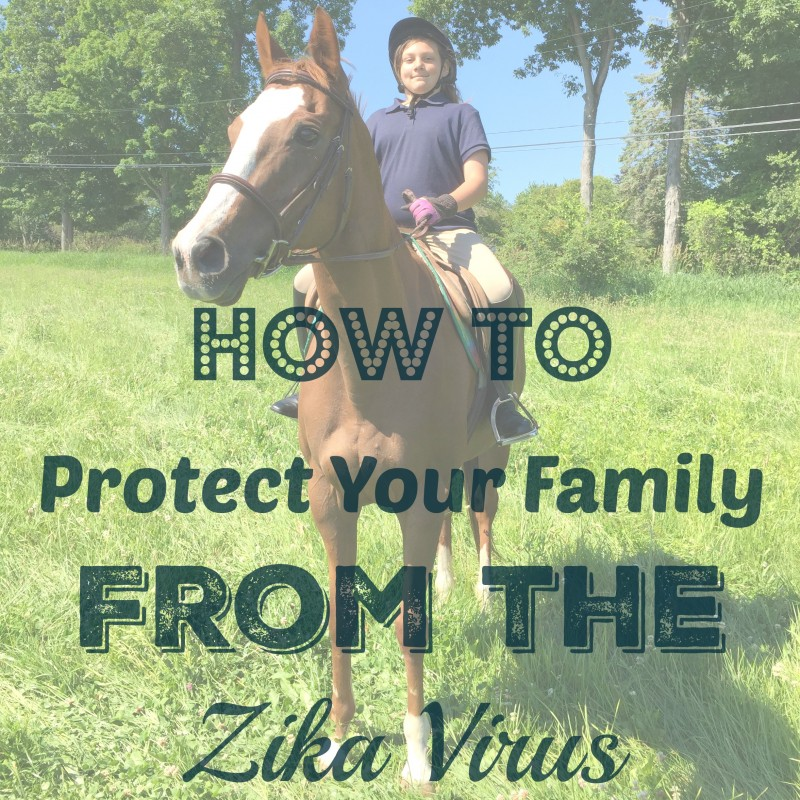 How To Protect Your Family From the Zika Virus #AtoZika #ad