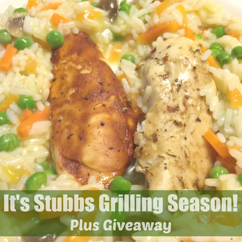 It's Stubbs Grilling Season Plus Giveaway