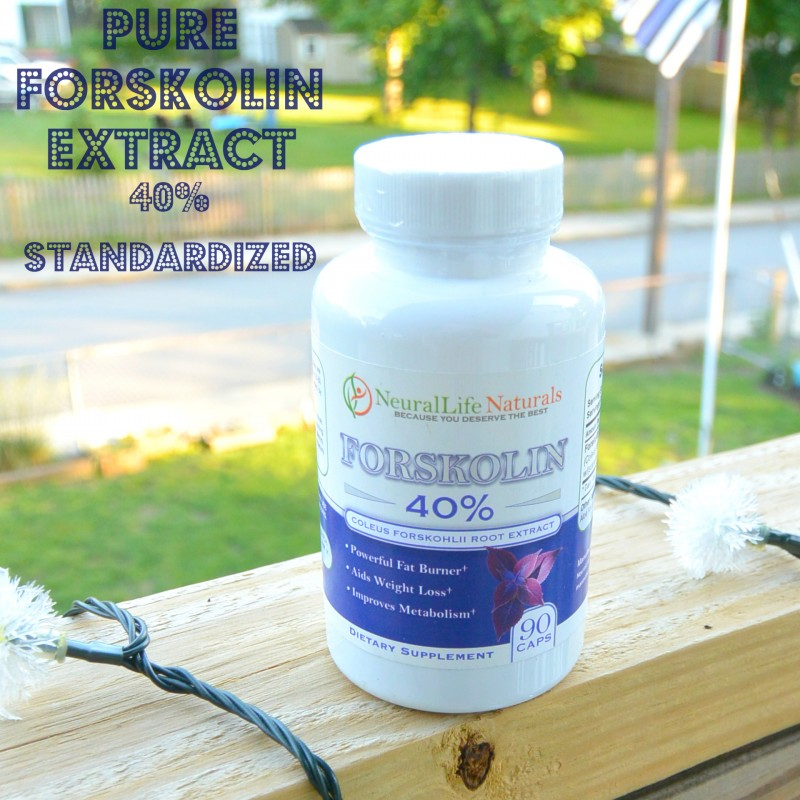 Pure Forskolin Extract 40% Standardized #NeuralLife
