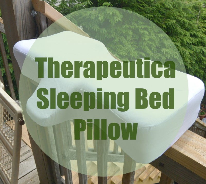 Therapeutica Sleeping Bed Pillow #pro2medical