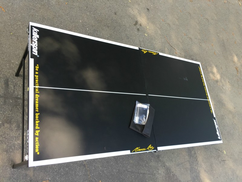 Killerspin Table