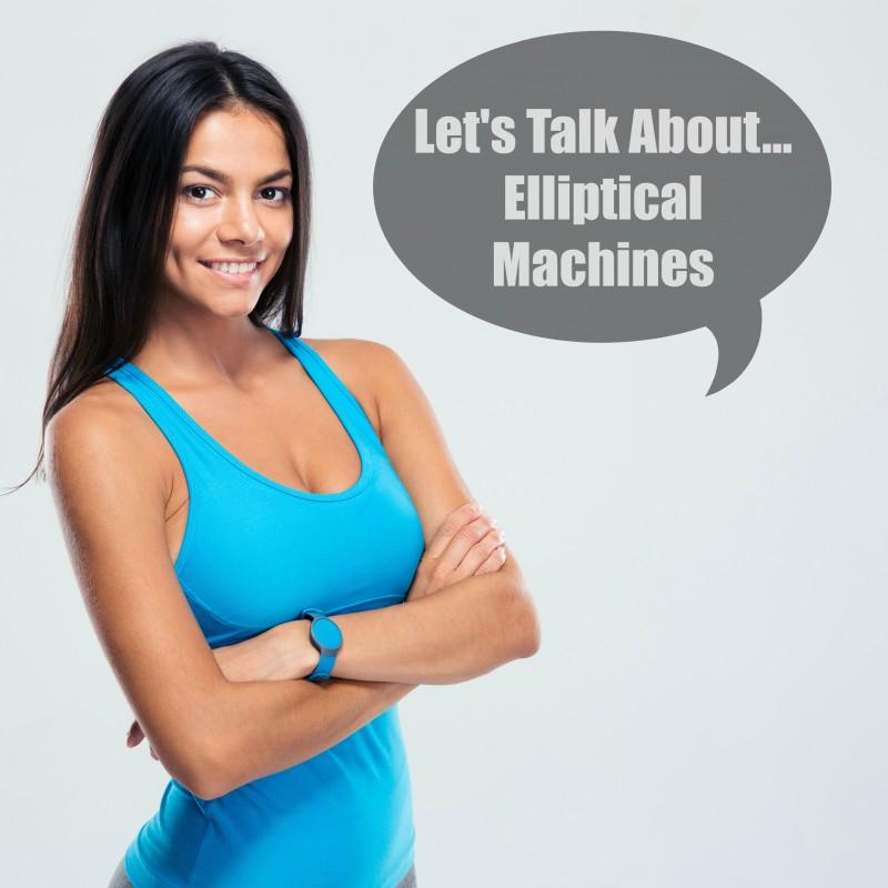 Lets Talk About Elliptical Machines
