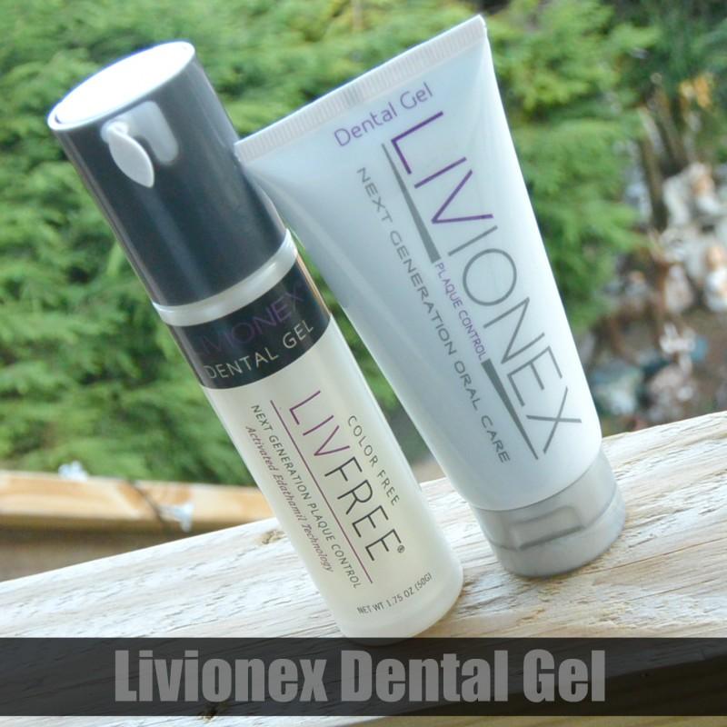 Livionex Dental Gel for Safer Oral Care #Livionex #ad