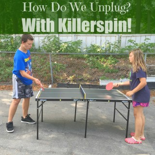 We Unplug With Killerspin