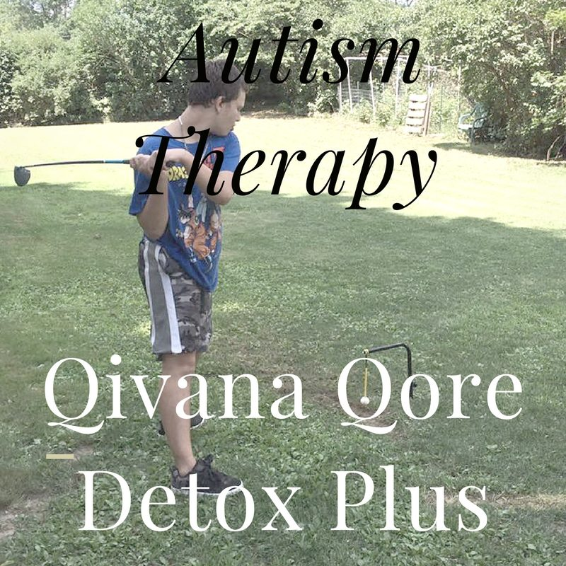 Autism TherapyQivana QoreDetox Plus
