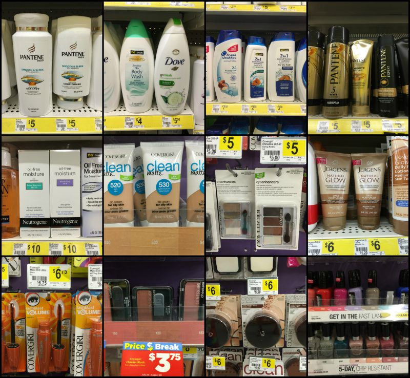 Save Big With Healthy And Beauty At Dollar General